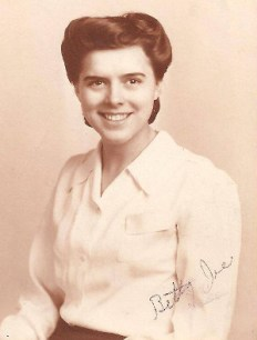 My mother, who made a home for us, no matter where we lived