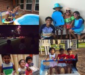 Kids Summer break