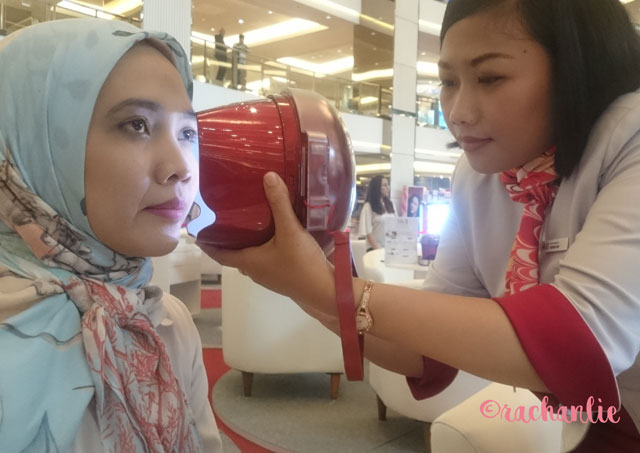 Nyobain SK-II Magic Ring Test