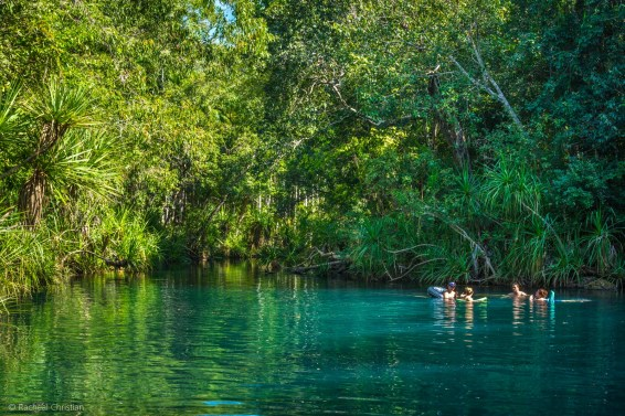 Berry Springs, Northern Territory by Racheal Christian rachealchristianphotography.com