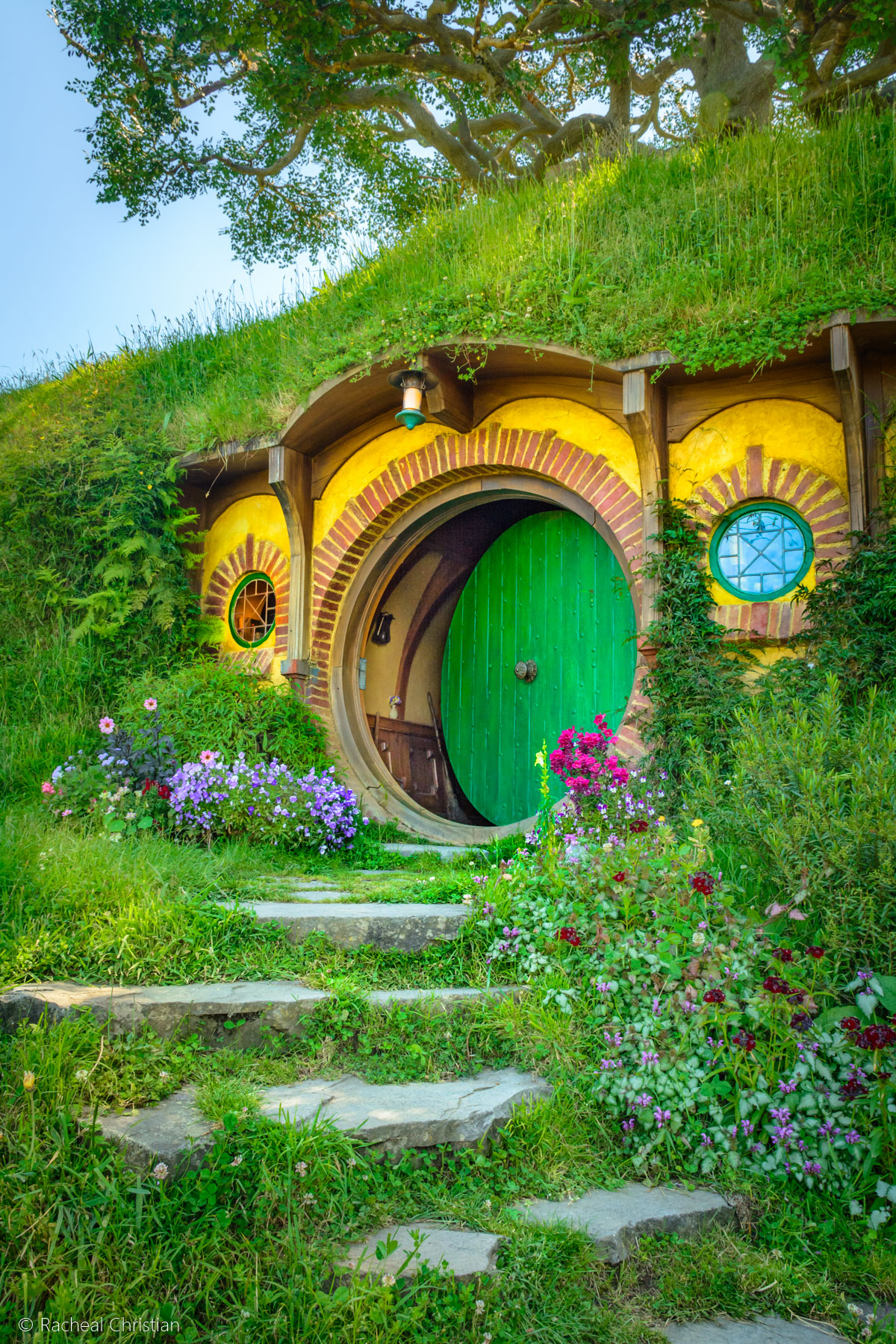 Bag End - Hobbiton by Racheal Christian -