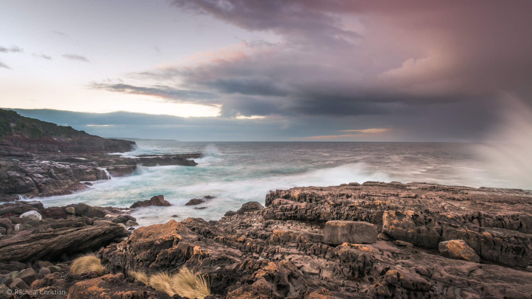 Photo Of The Week: Untamed Coast | Green Cape NSW by Racheal Christian