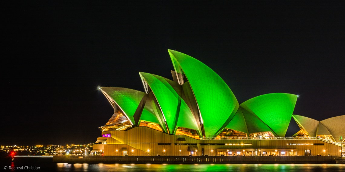 Photographing Sydney | A Night At The Rocks by Racheal Christian - Sydney Opera House