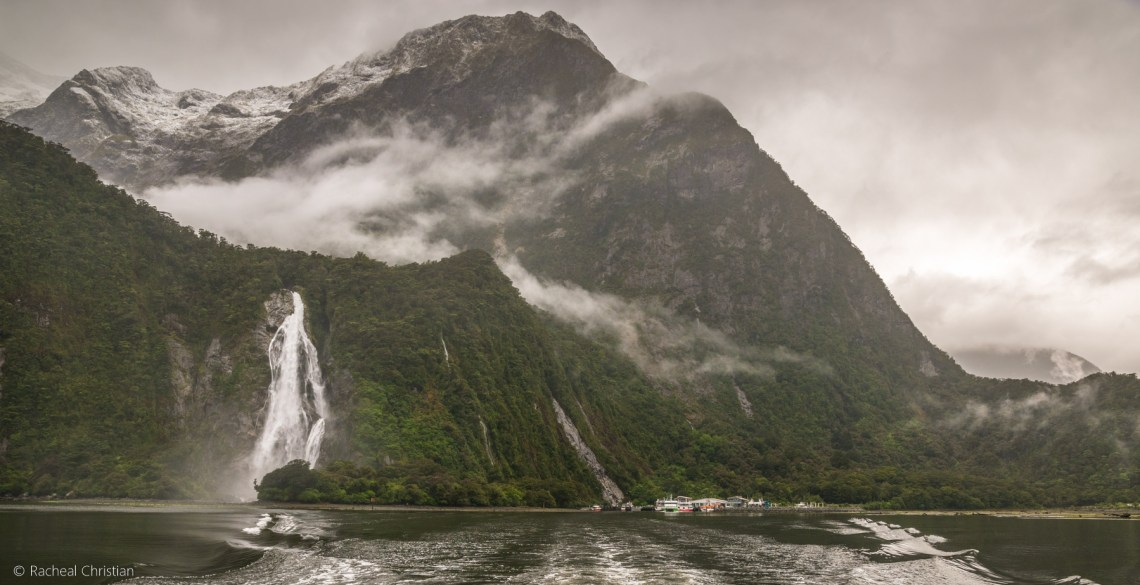 Lady Bowen Falls | Capturing Milford Sounds Tallest Waterfall by Racheal Christian - rachealchristianphotography.com