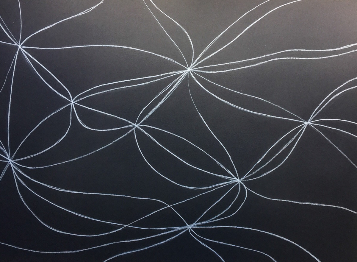 connectivity_rays_by Rachela Abbate