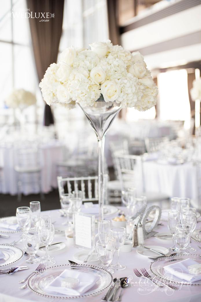 A Fairytale White Wedding At Atlantis Rachel A Clingen