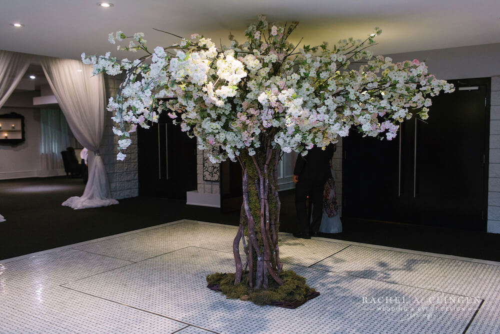 Victor And Matinas Cherry Blossom Wedding At Grand Luxe