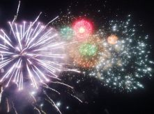 2015 New Year Fireworks