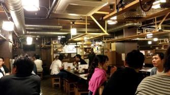 A nomihoudai restaurant