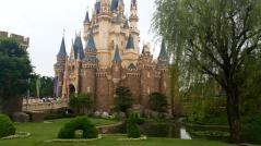 Cinerella's castle gardens