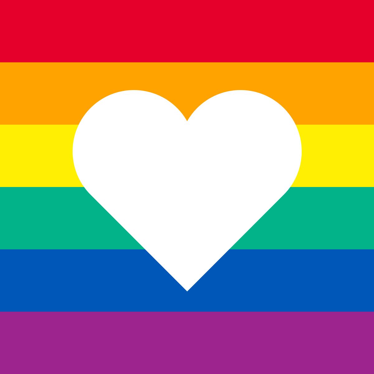 LGBTQ Heart