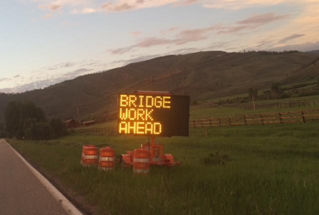 bridgeworkahead