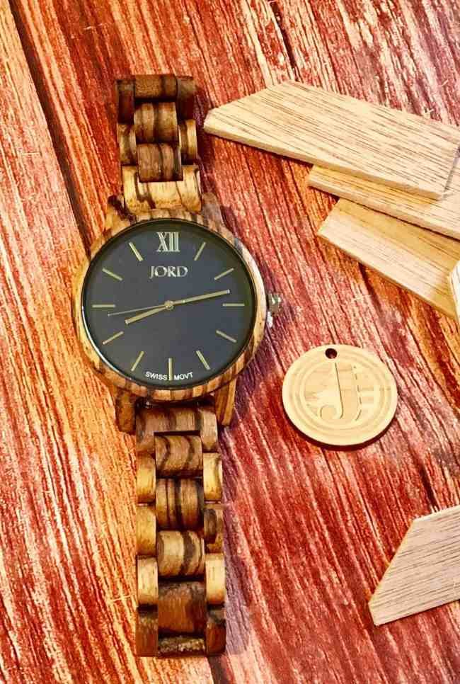 The Frankie Series from JORD Watches