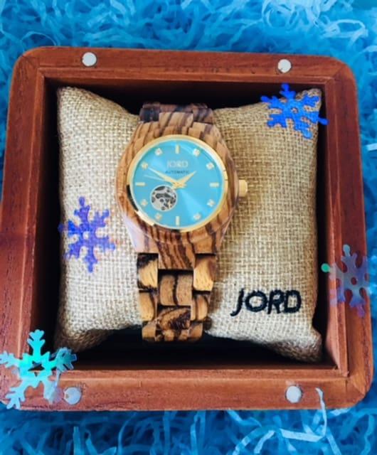 The Cora - JORD Wood Watch