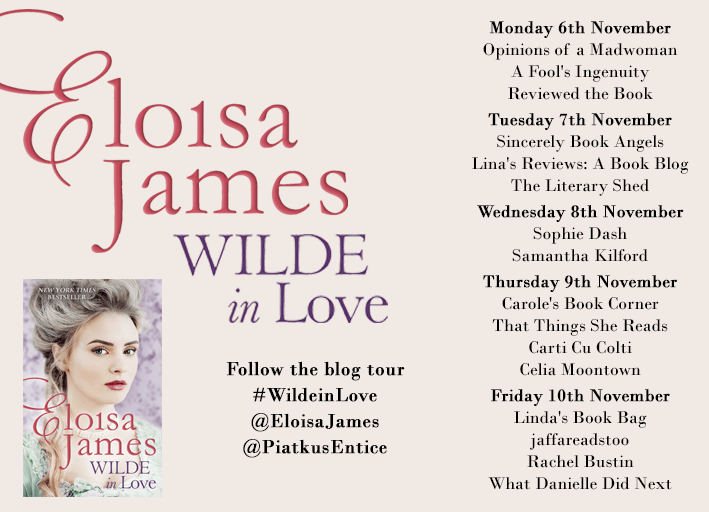Wild in Love - blog tour poster (1)