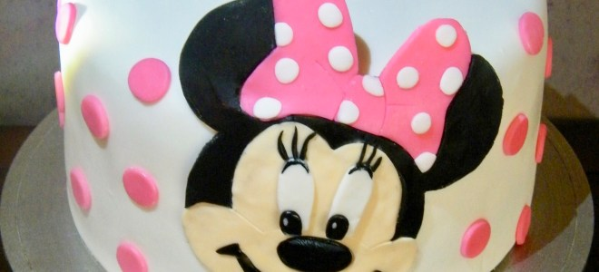 Minnie Mouse – think pink!