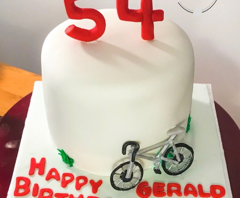 A Birthday, A Bike and a Blank Space