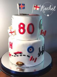 Double 80th Birthday!