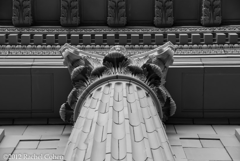 The beauty of historical architectural details!