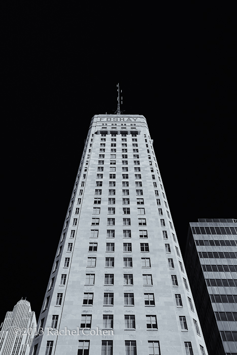 """Foshay Tower"" B&W"