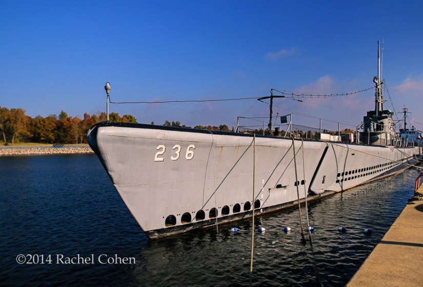 """USS Silversides"" The USS Silversides submarine!  A beautiful piece of WWII history located in Muskegon Michigan!!"