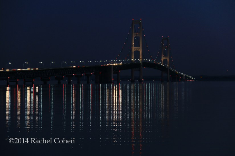 """Mackinac Reflections"""