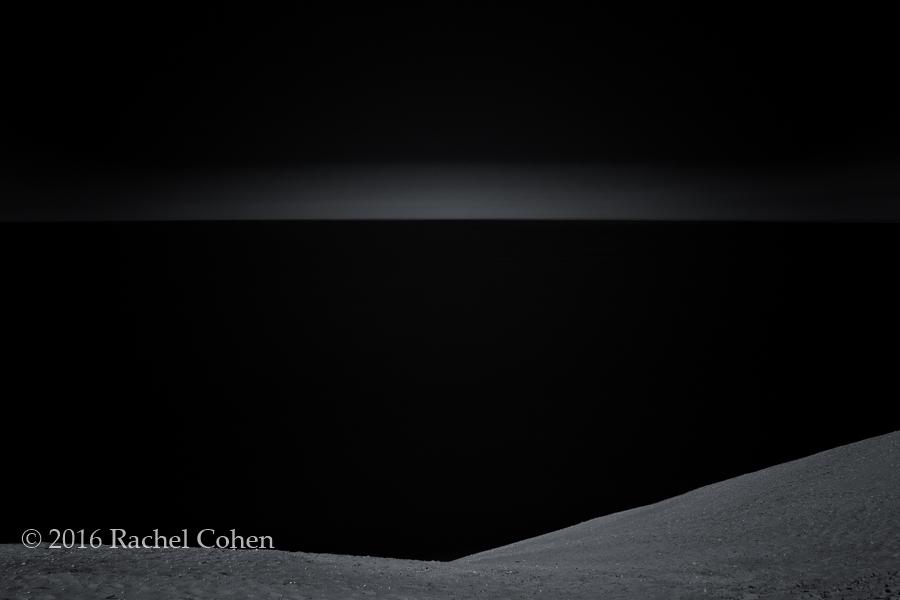 """""""Lake Michigan in Monochrome"""""""