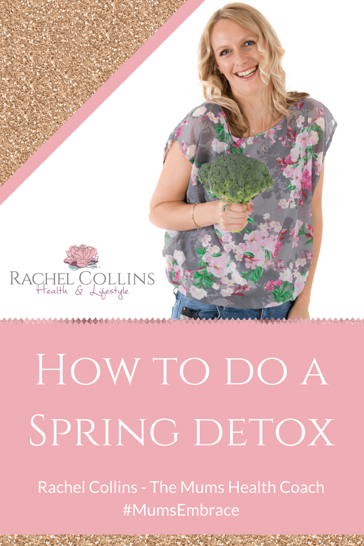 how to do a Spring detox