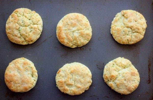 Herbed Buttermilk Biscuits | RachelCooks.com