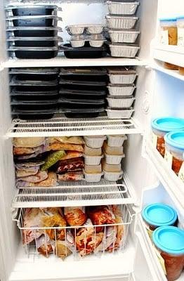 Freezer Meals Pic