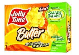 Jolly Time_Smart Balance Butter