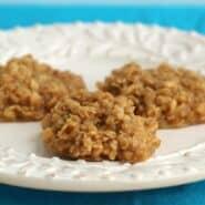 Biscoff No Bake Cookies | RachelCooks.com