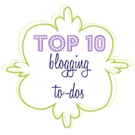 top-ten-blogging--todo