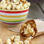 Peanut Butter Popcorn | RachelCooks.com
