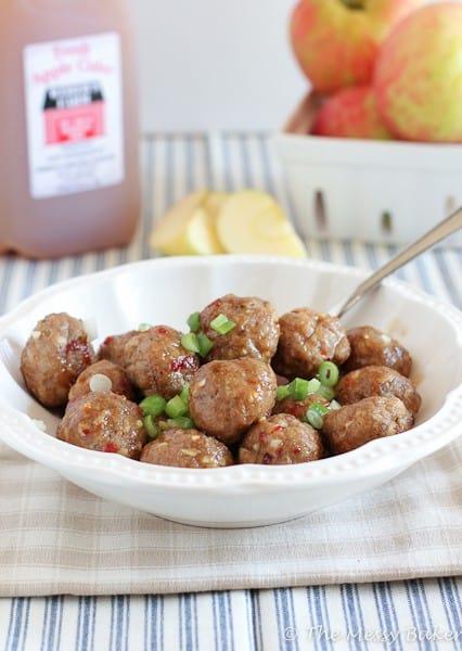 Apple-Glazed-Meatballs-www.themessybakerblog.com-4646