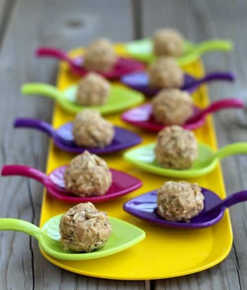 Peanut Butter Energy Bites | RachelCooks.com