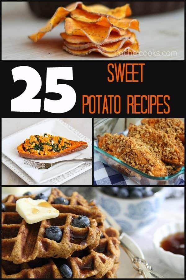 25 Amazing Sweet Potato Recipes   RachelCooks.com