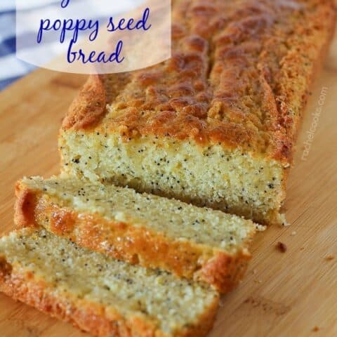 Meyer Lemon Poppy Seed Bars