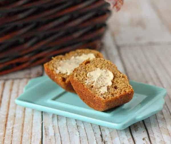 Skinny Banana Bread Muffins on RachelCooks.com