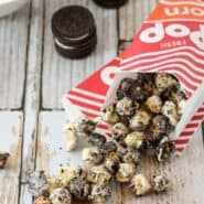 Oreo Popcorn on RachelCooks.com