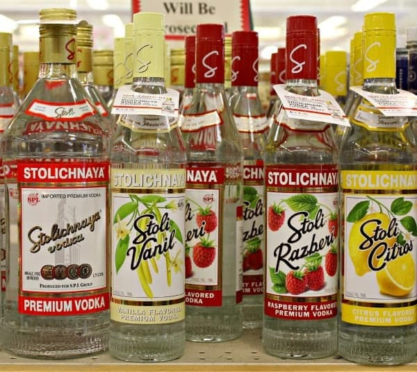Stoli-Lemonade