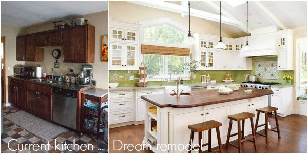 Kitchen Remodel Dream