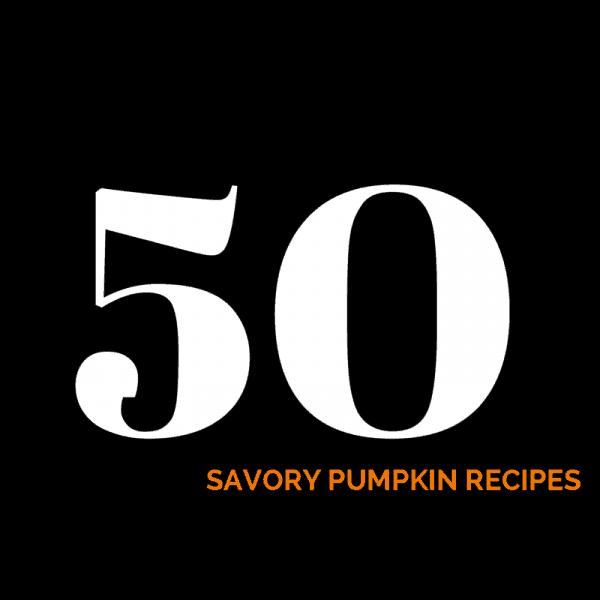 50 Savory Pumpkin Recipes on RachelCooks.com