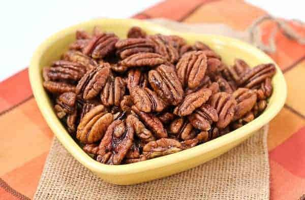 Spiced Pecan Recipe