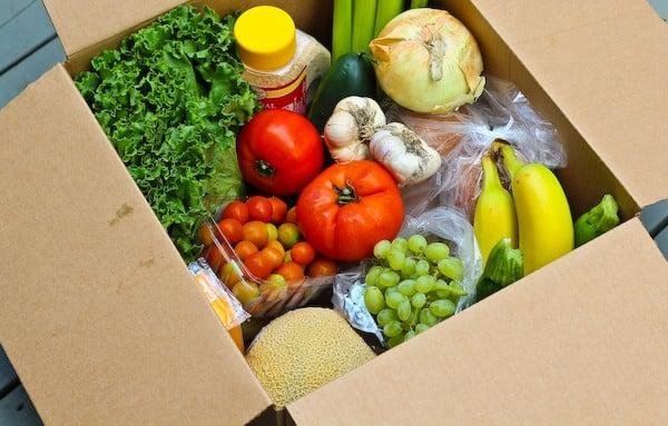 Door to Door Organics Delivery