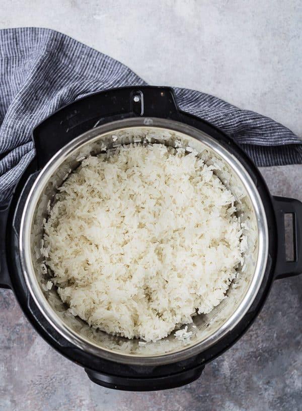 Instant Pot Jasmine Rice Recipe Rachel Cooks