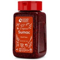 Ground Sumac Seasoning Powder