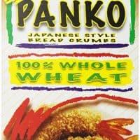 Whole Wheat Panko Bread Crumbs