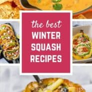 Versatile, good for you, and delicious, these winter squash recipes will wow your family and friends! From basic how to recipes to surprising entrees, you'll be enjoying winter squash from September to May!