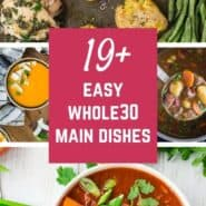 These easy Whole30 recipes will help you have a successful and delicious Whole30 experience! They're easy to prepare, easily adaptable, and so tasty!